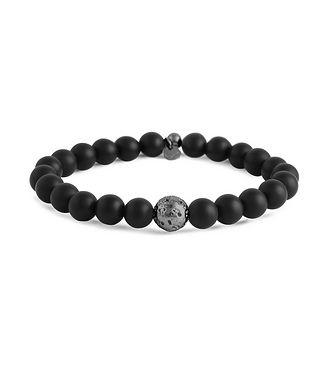 Tateossian London Matte Onyx Bracelet