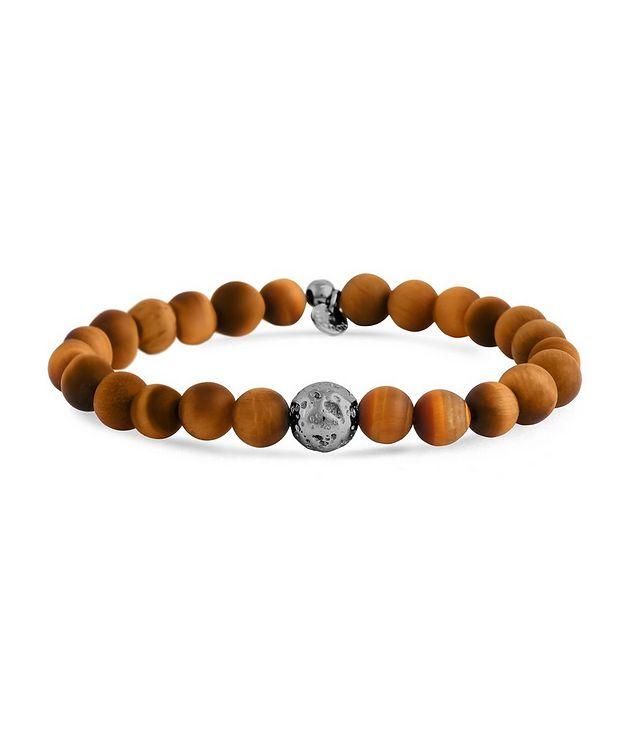 Matte Tiger Eye Bracelet  picture 1