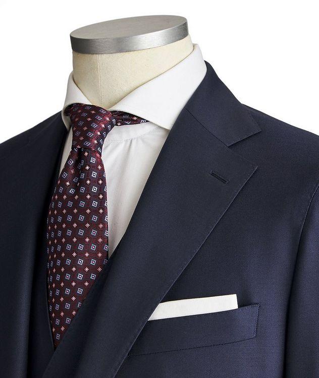 Slim Fit Three-Piece Suit picture 2