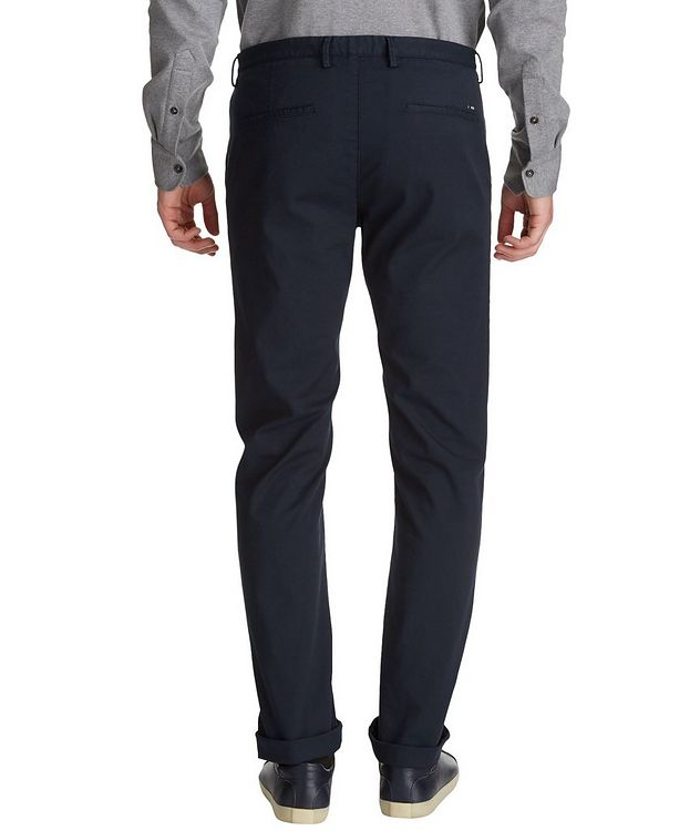 Rice Slim Fit Trousers picture 2