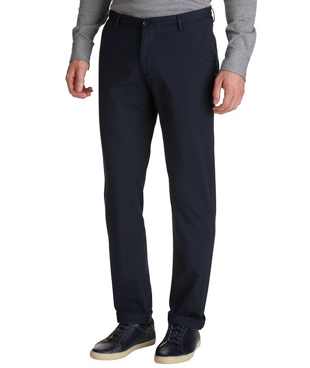 Rice Slim Fit Trousers picture 1