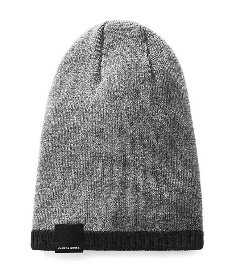 Reversible Wool Toque image 0