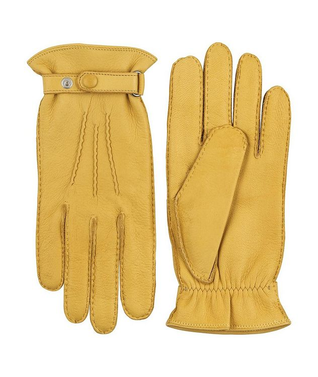 Winston Cashmere Lined Elk Gloves picture 1