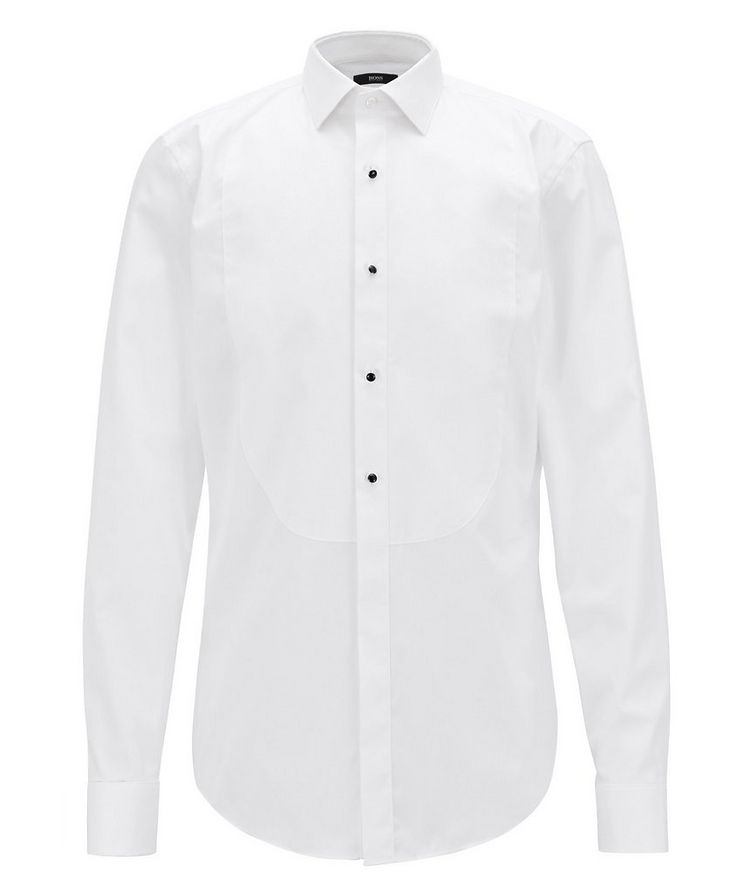 Easy Iron Slim Fit Dress Shirt image 1