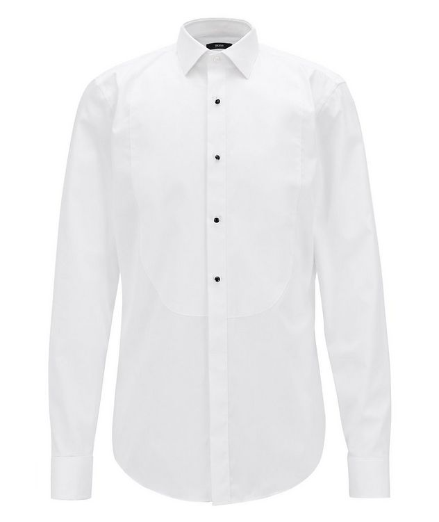 Easy Iron Slim Fit Dress Shirt picture 2