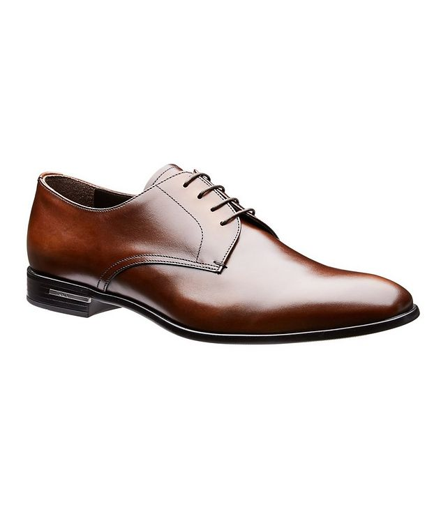 Leather Derbies picture 1