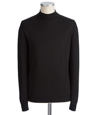 Maurizio Baldassari Silk Blend Sweater