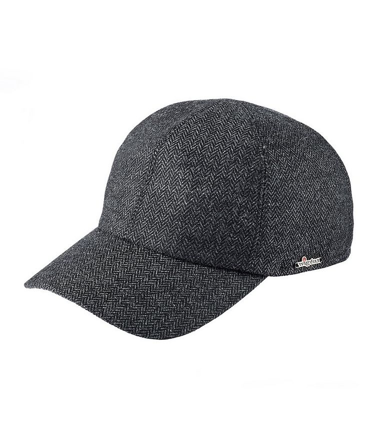 Earflap Baseball Cap image 0
