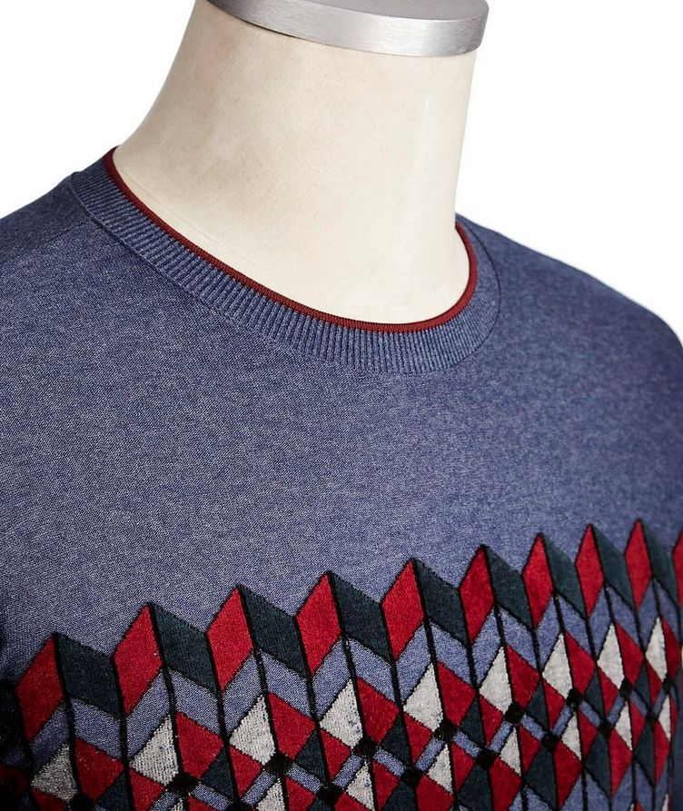 Technical Knit Sweater image 1