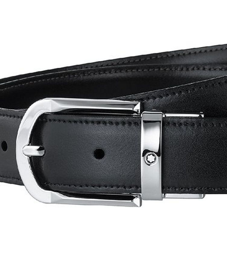 Reversible Leather Belt image 1