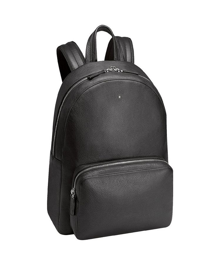 Meisterstück Soft Grain Backpack Black image 0