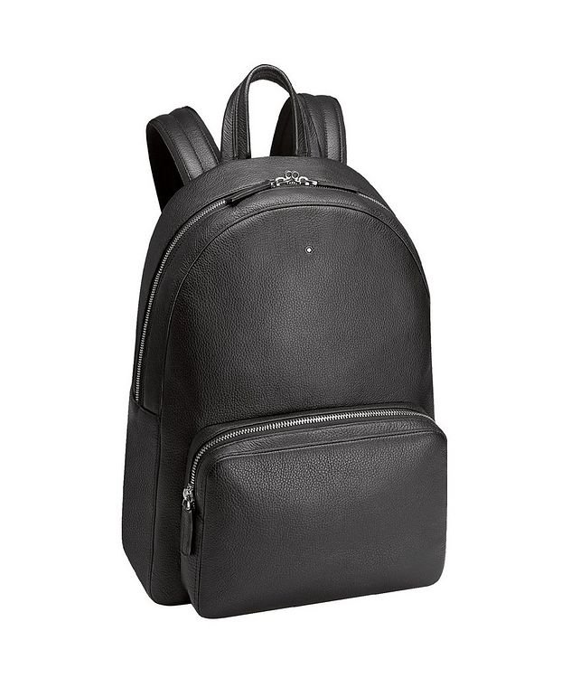 Meisterstück Soft Grain Backpack Black picture 1