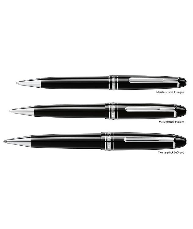 Meisterstück Platinum-Coated LeGrand Ballpoint Pen picture 4