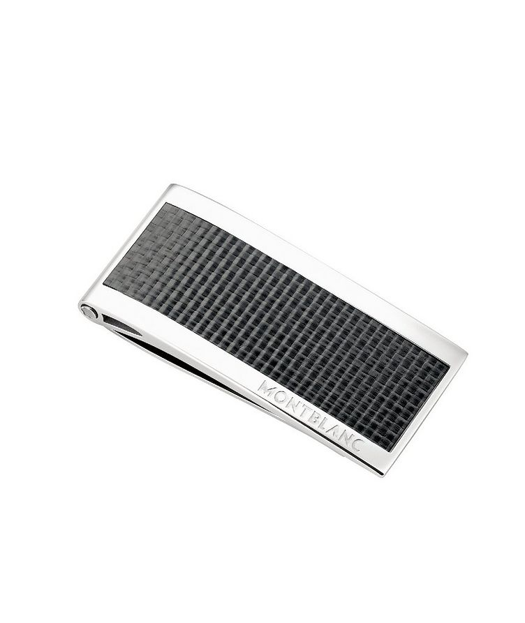 Stainless Steel Money Clip image 0