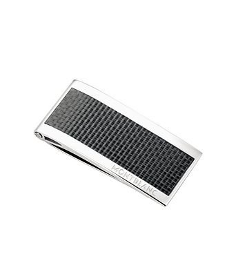 Montblanc Stainless Steel Money Clip