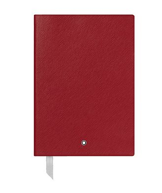 Montblanc Fine Stationery Leather Notebook