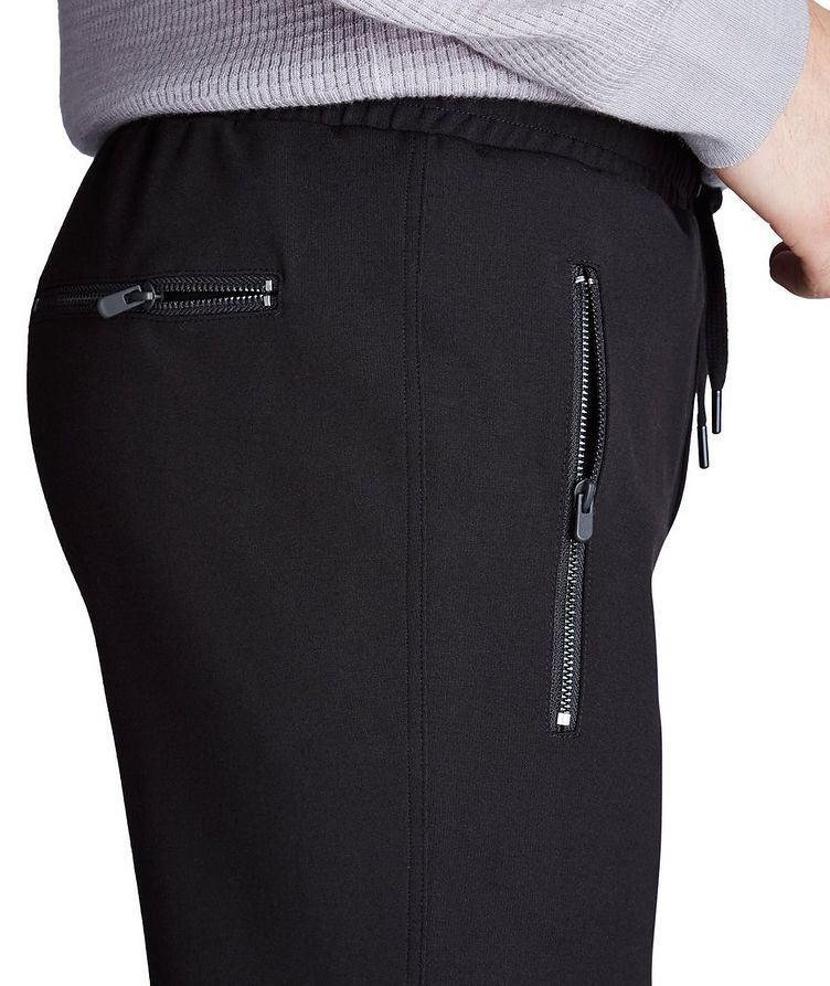 Drawstring Track Pants image 2