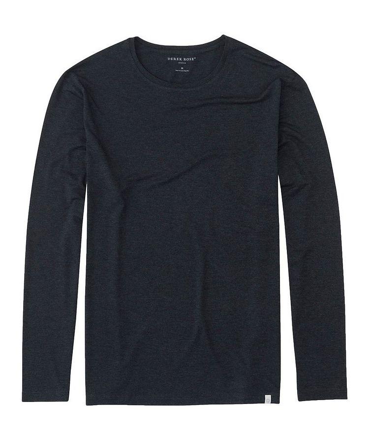 Long-Sleeve Marlowe Micro Modal T-Shirt image 0