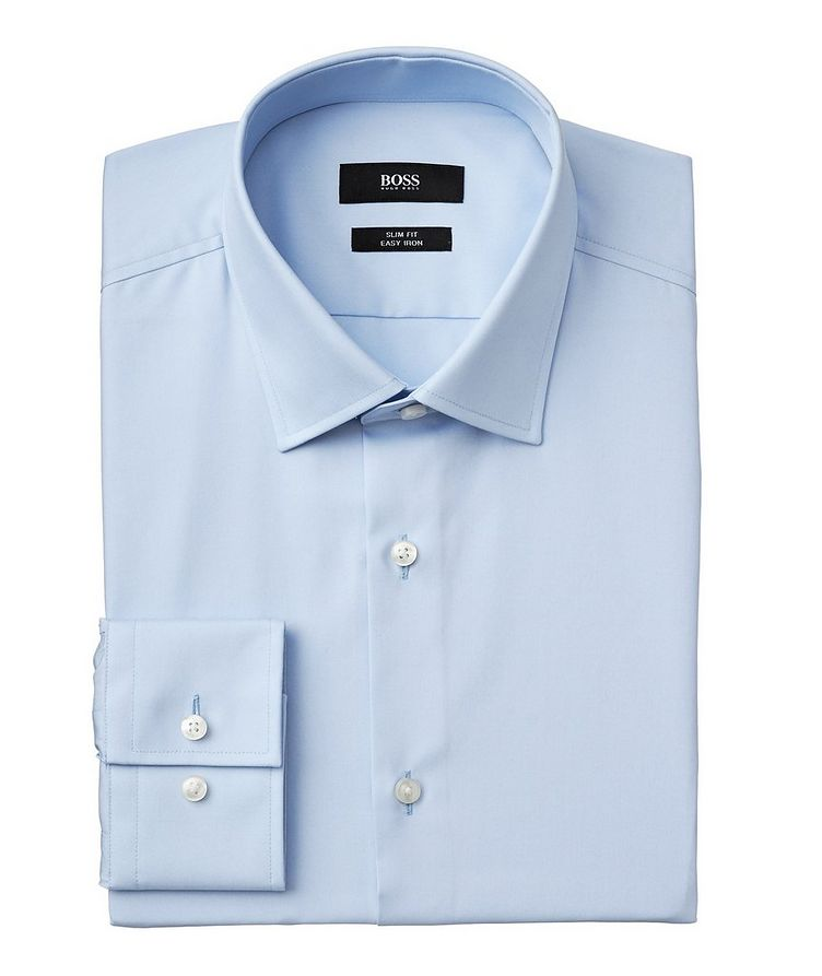 Slim Fit Dress Shirt image 0