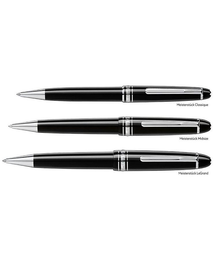 Meisterstück Platinum-Coated Classique Ballpoint Pen image 3