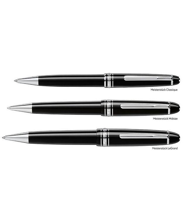 Meisterstück Platinum-Coated Classique Ballpoint Pen picture 4