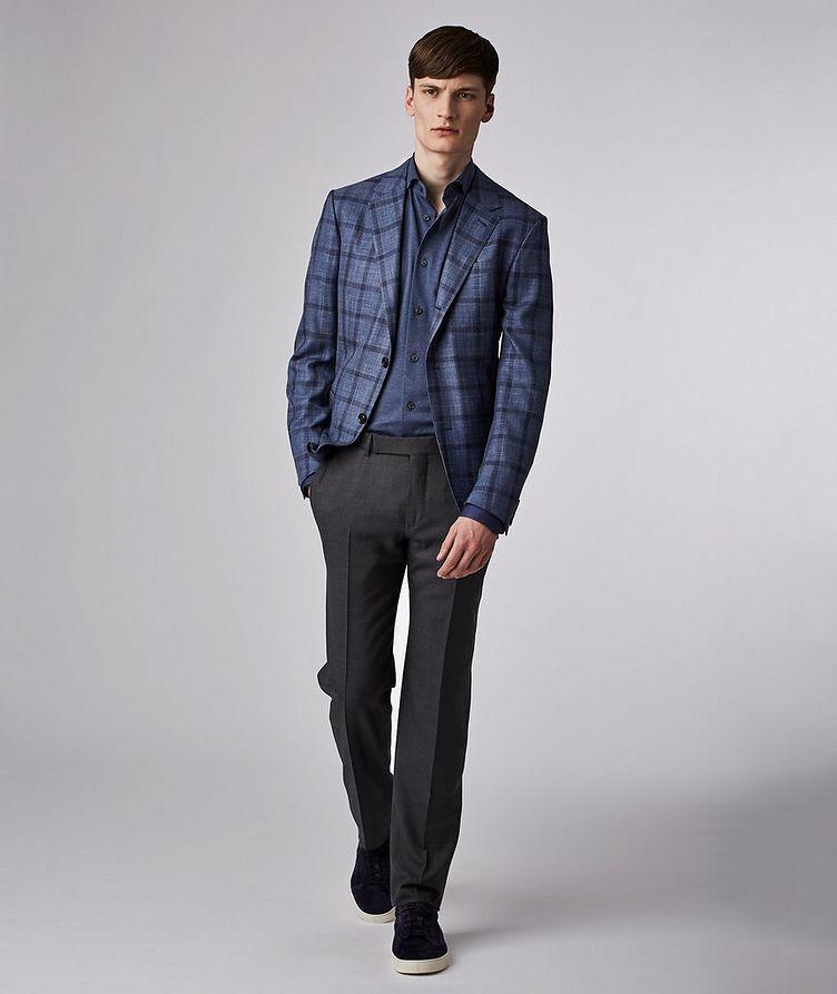 Slim Fit Dress Pants image 3