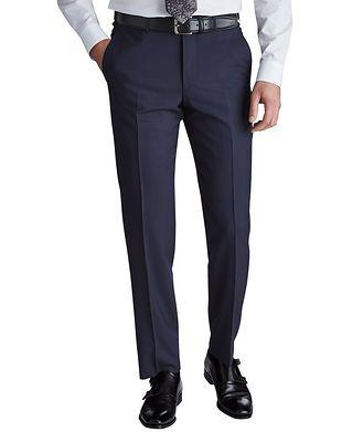 Ermenegildo Zegna Pantalon habillé de coupe amincie