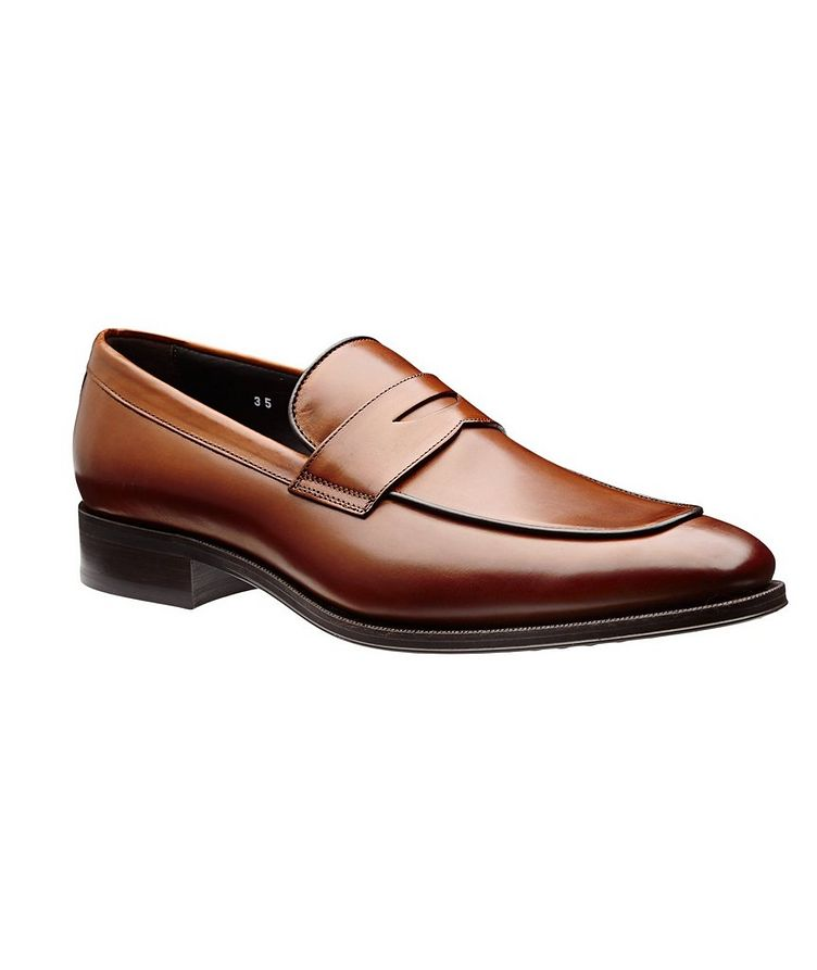 Leather Loafers image 0