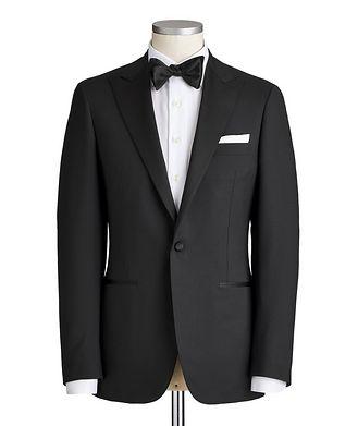 Samuelsohn Cosmo Wool-Mohair Tuxedo