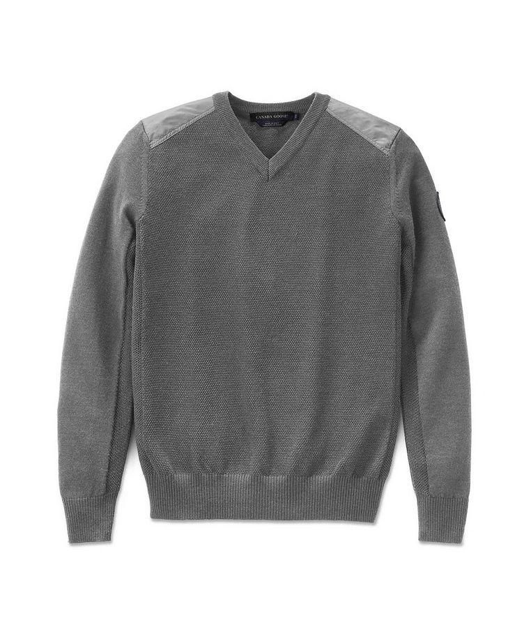 McLeod V-Neck Sweater image 0
