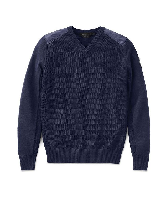 McLeod V-Neck Sweater picture 1