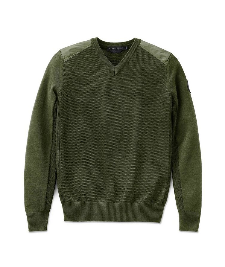 McLeod V-Neck Sweater image 0