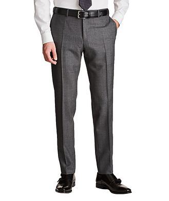 Canali Kei Slim Fit Dress Pants
