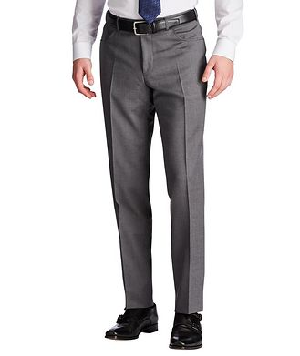 Canali Slim Fit Dress Pants