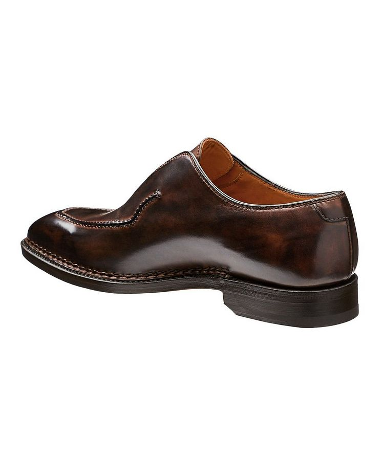 Leather Monkstraps image 1
