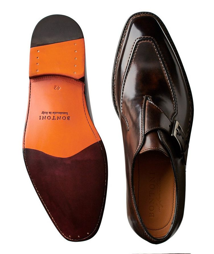 Leather Monkstraps image 2