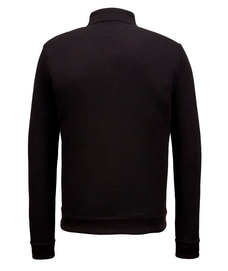 Reversible Zip-Up Sweater image 1