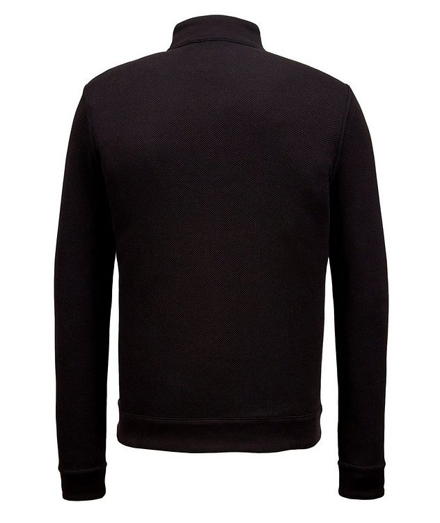 Reversible Zip-Up Sweater picture 2