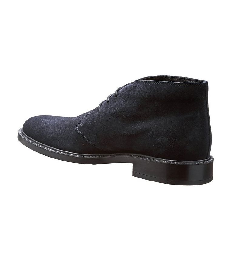 Suede Ankle Boots image 1