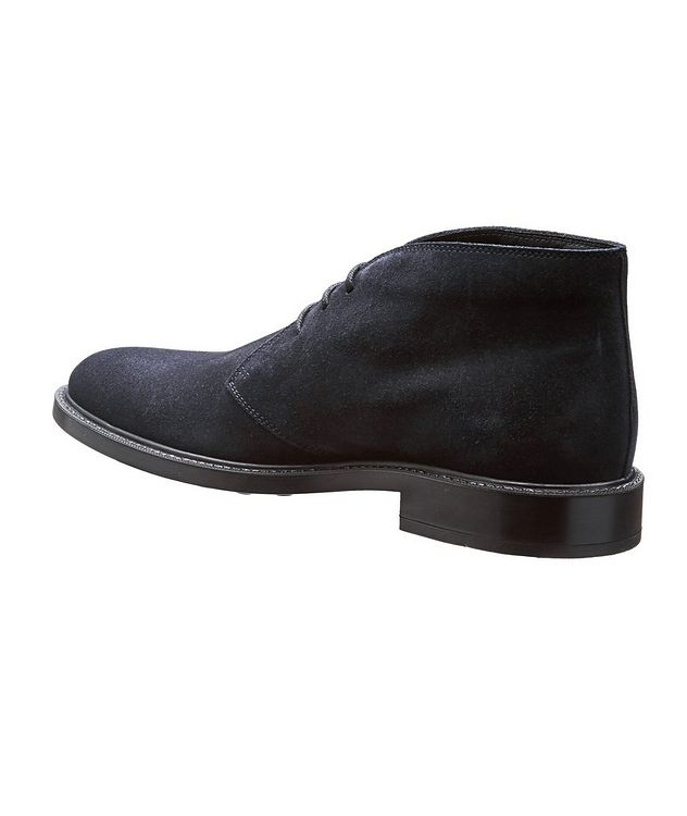 Suede Ankle Boots picture 2