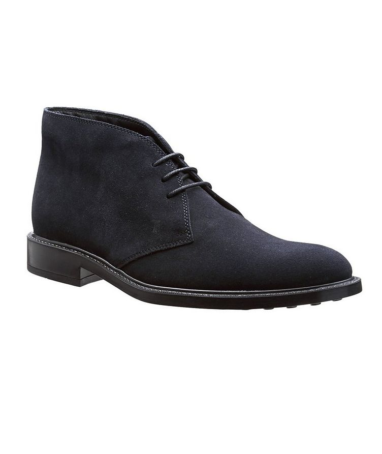 Suede Ankle Boots image 0