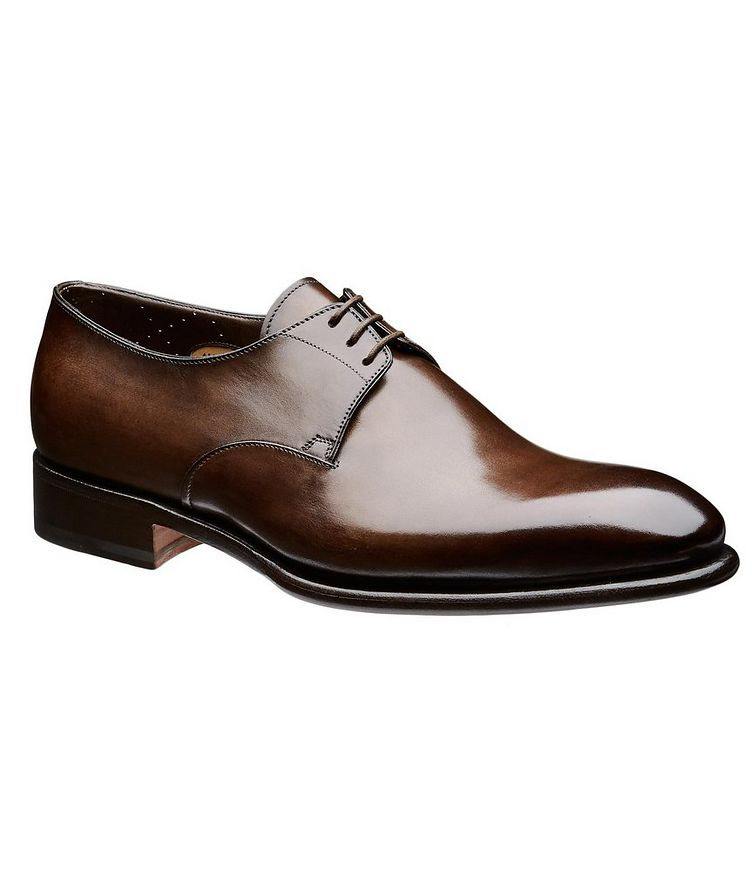 Carter Leather Derbies image 0