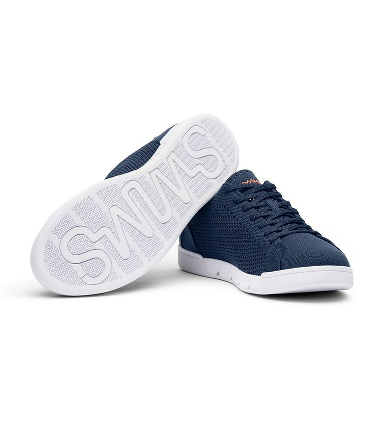 Knit Low-Top Sneakers image 3