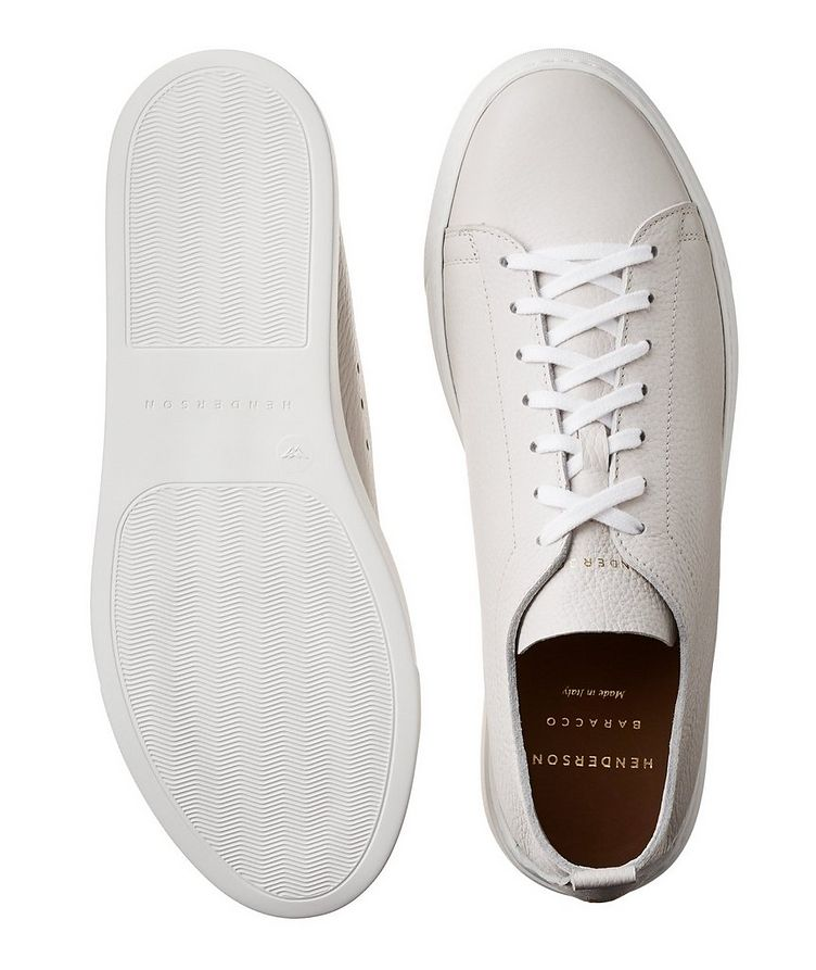 Deerskin Low-Top Sneakers image 2