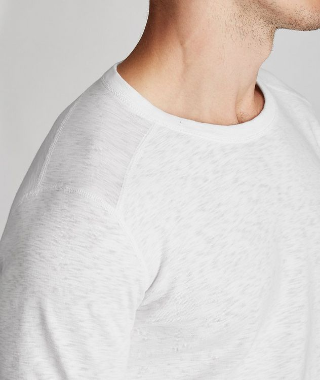T-shirt en coton à manches longues picture 2