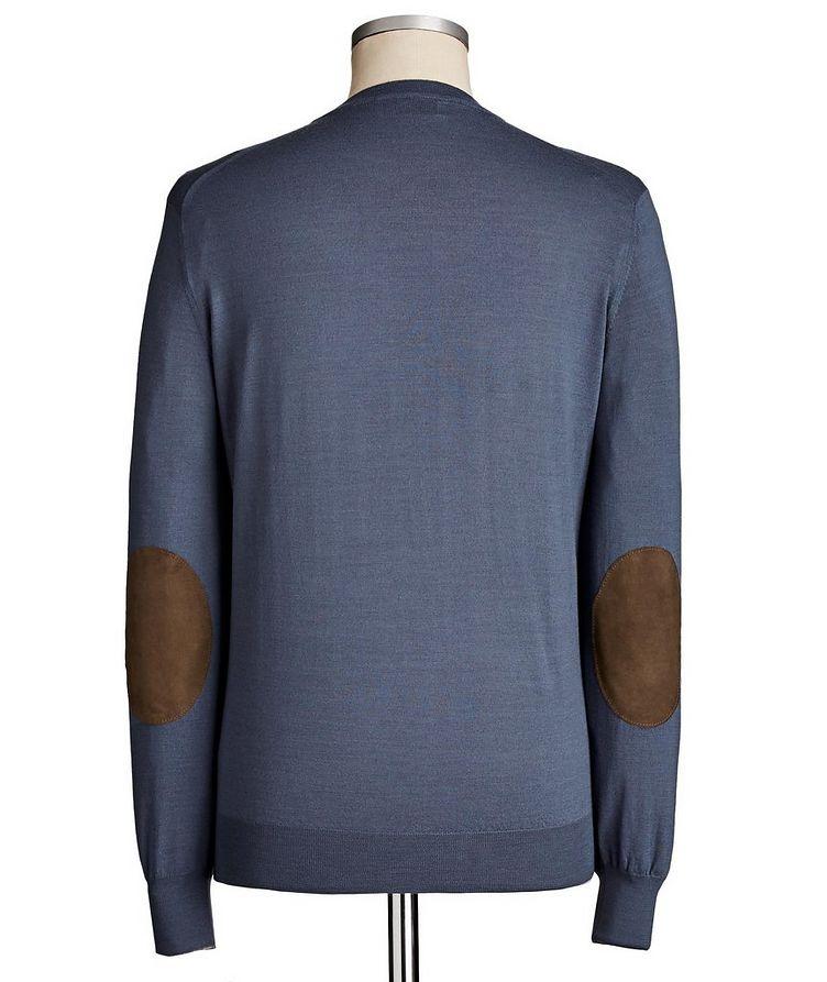 Virgin Wool & Cashmere Blend Sweater image 1