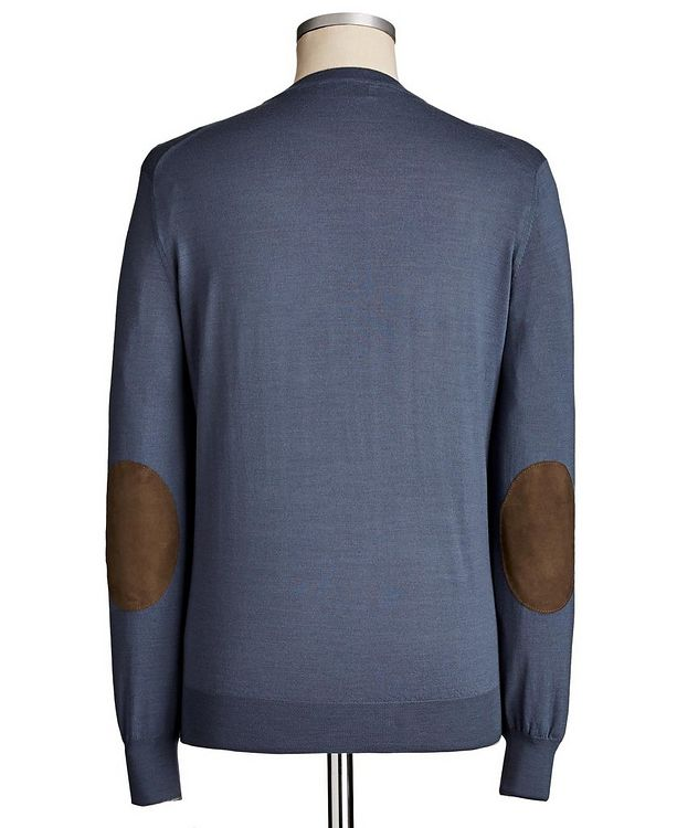 Virgin Wool & Cashmere Blend Sweater picture 2