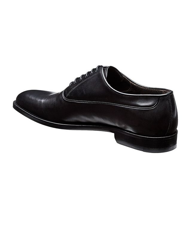 Chaussure lacée en cuir picture 2