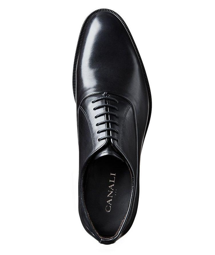 Chaussure lacée en cuir image 2