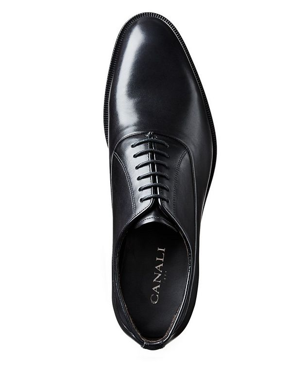 Chaussure lacée en cuir picture 3